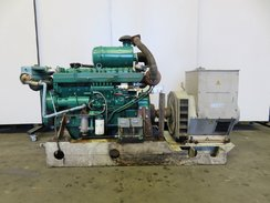 Review of used industrial generator sets